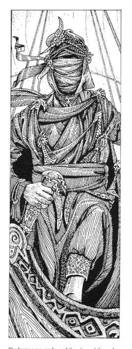 Lorde Azzur, o sombrio ditador de Porto Areia Negra.